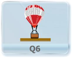 A small body is dropped from a rising balloon by a person 'B' while another person 'A' stands on ground. Immediately after the body is released; what would A and B will feel about the direction of motion of the body with respect to them?