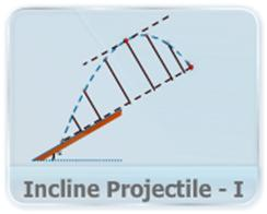 2D 3D Motion video lectures for iit jeeinclined projectile in visual physics