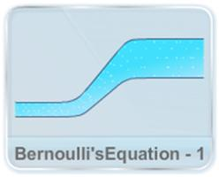 This video explains the derivation of Bernoulli's equation by considering the change in kinetic energy of fluid flowing through a tube.