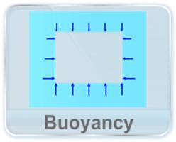 This video explains the concept of buoyancy which is upward force acting on an object submerged in a fluid and equal to the weight of fluid displaced by it. The object sinks when the buoyant force is less than its weight and vice-versa which is stated in the Archimedes' principle.