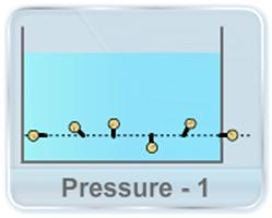 This video explains the concept of pressure and its dependence upon height in case of a fluid, irrespective of the size and shape of the contatiner.