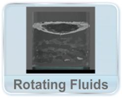 This video illustrates the situation when a fluid in a container is rotated around a central vertical axis along with equation of the surface, the fluid attains.