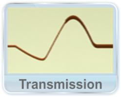 Transmission video lactures - This video discusses a situation in which a transverse wave travel in a string made by joining ends of two strings having different linear mass density so that the velocity of the waves is different for these two parts of the string.