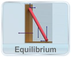 This video discusses the role of net force along with net torque to define the equilibrium of a rigid body.