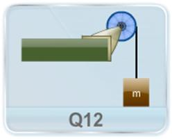 Figure shows a uniform disk, with mass M and Radius R, moved on fixed horizontal axle. A block with mass m hangs from mass-less cord that is wrapped around the rim of disk. Find the (a) acceleration of the falling block, (b) angular acceleration of the disk, and (c) tension in the cord. (Assuming the cord does not slip and there is no friction at the axle)