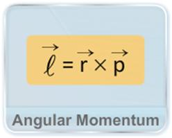 explains the concept of angular momentum and the method to derive its formula and direction.