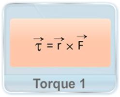 The concept of torque which is responsible for bringing rotational motion in an object and method to determine its direction by right hand thumb rule.
