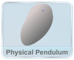 This video discusses the case of a physical pendulum in which a rigid body oscillates about a point with very low angular displacement in simple harmonic motion (SHM)